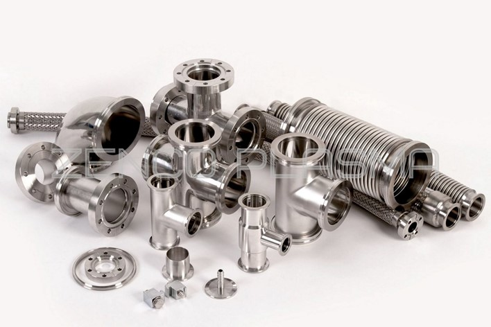 вакуумная арматура ISO