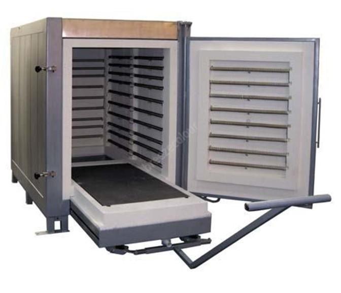 электрическая камерная печь