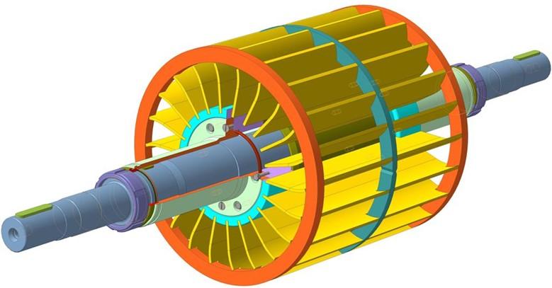 применение спиральных насосов
